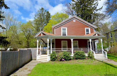 Photo of 193 BROAD ST, Schuylerville, NY 12871-1109 (MLS # 202020912)