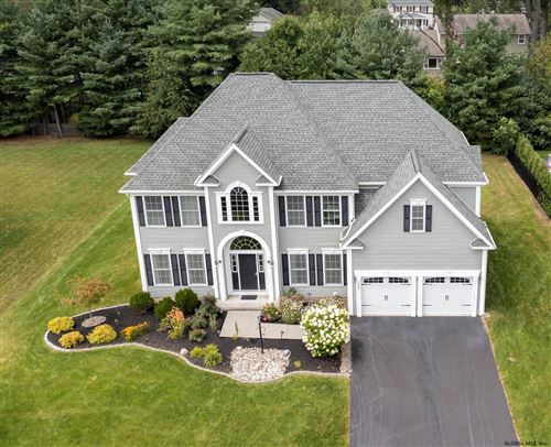 Photo of 343 WESTWOODS CT, Guilderland, NY 12303 (MLS # 202124918)