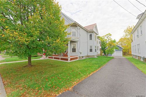 Photo of 134-136 MAPLE AV, Altamont, NY 12009 (MLS # 202030922)