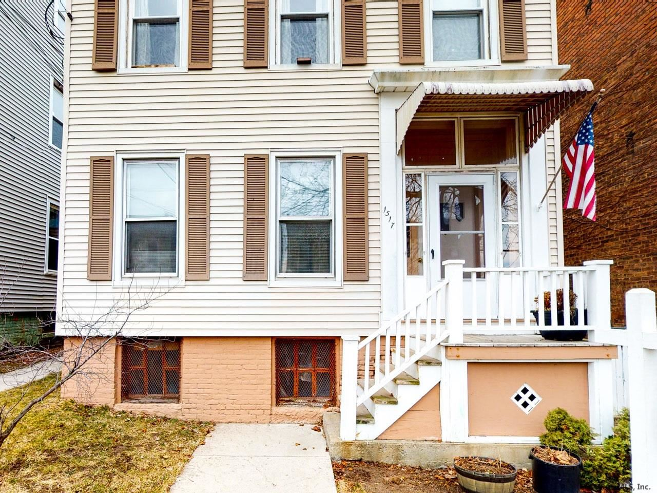 1517 5TH AV, Watervliet, NY 12189 - #: 202113933