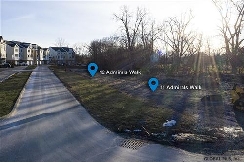 Photo of Lot 11 ADMIRAL SOUTH WALK, Cohoes, NY 12047 (MLS # 202125937)
