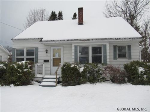 Photo of 95 4TH ST, Glens Falls, NY 12801 (MLS # 201935939)