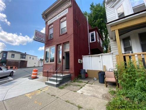 Photo of 901 BROADWAY, Watervliet, NY 12189 (MLS # 202110944)