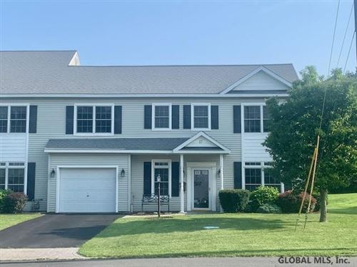 Photo of 17 ELM ST, Cohoes, NY 12047 (MLS # 202124946)