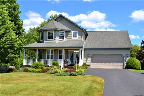 Photo of 63 COUNTRY CLUB RD, Queensbury, NY 12804 (MLS # 202020955)