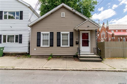 Photo of 28 LANCASTER ST, Cohoes, NY 12047-2925 (MLS # 202018972)