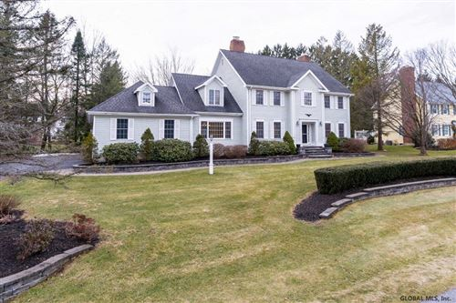 Photo of 4 TURNBERRY LN, Colonie, NY 12211 (MLS # 202010982)