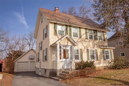 Photo of 7 IRVING RD, Scotia, NY 12302 (MLS # 202011983)