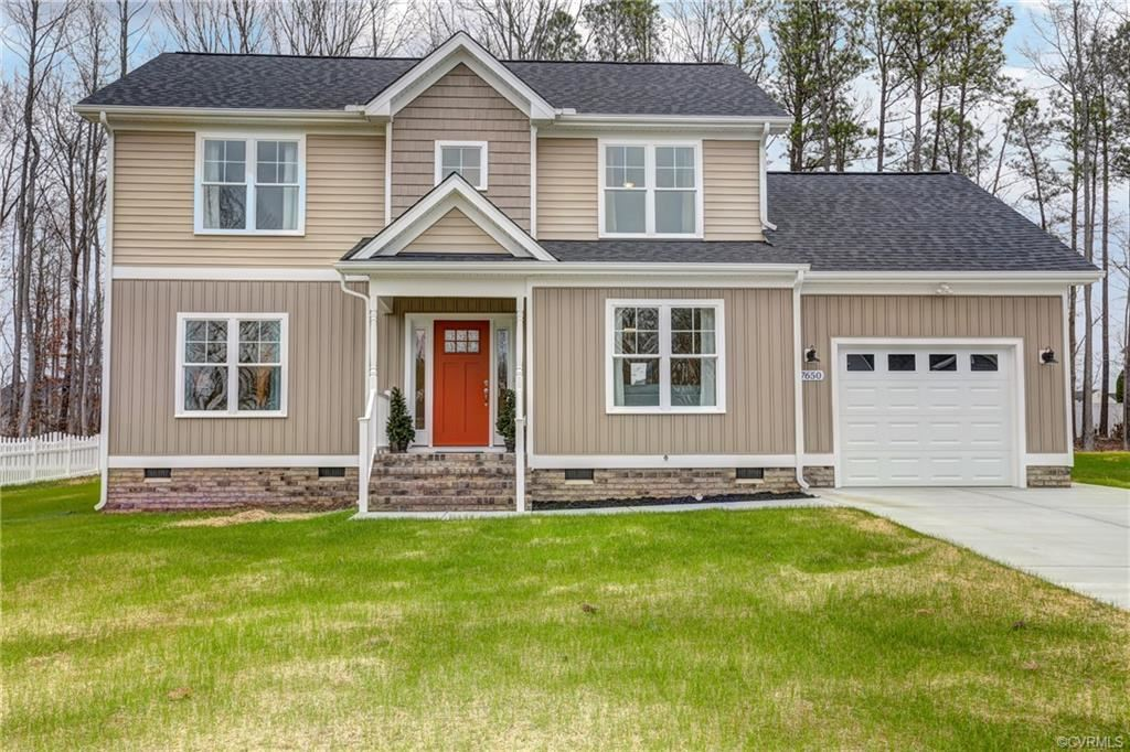Photo for 7650 Lynn Creek Drive, North Prince George, VA 23860 (MLS # 1923027)