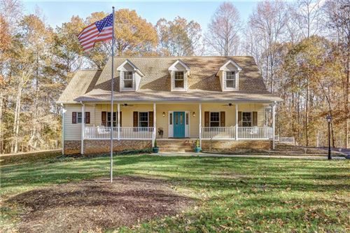 Photo of 10381 Dutchess Lane, Amelia Courthouse, VA 23002 (MLS # 1937042)