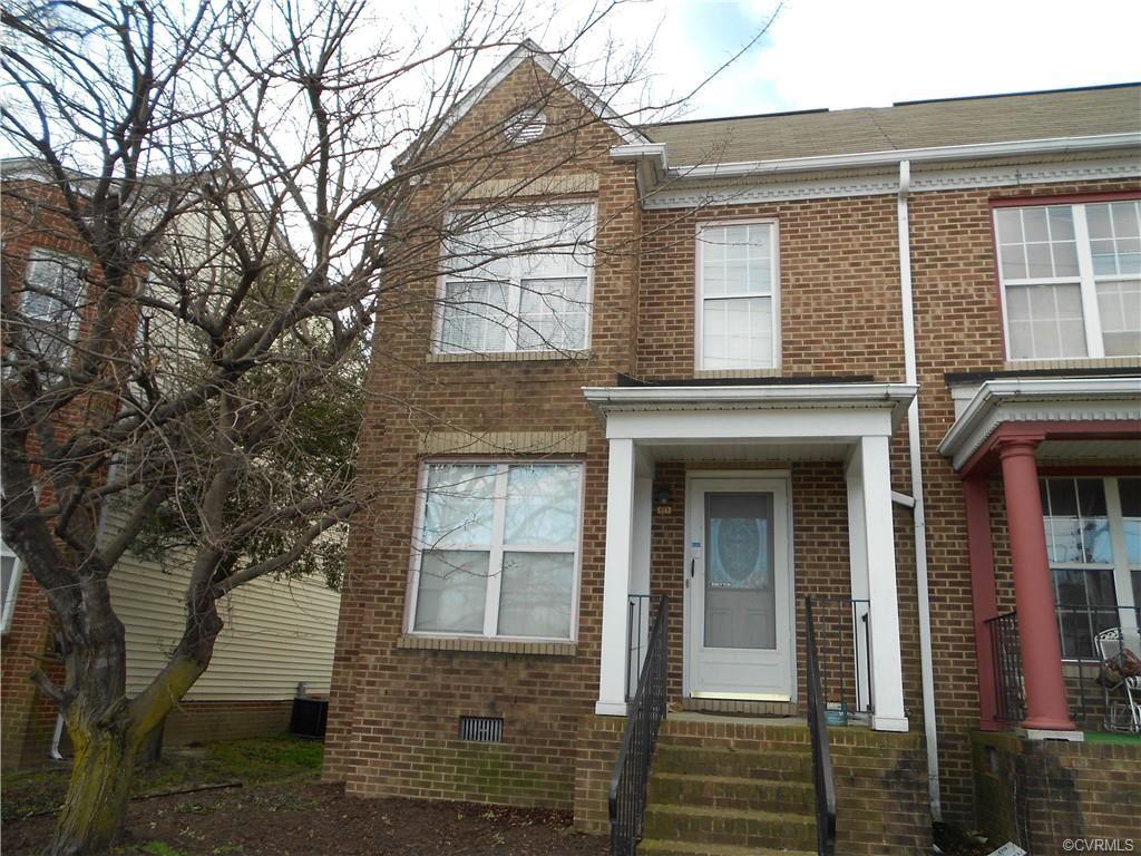 Photo for 813 W Leigh Street, Richmond, VA 23220 (MLS # 2020049)
