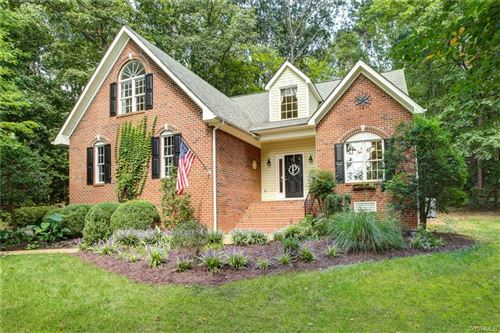 Photo of 9618 Kingussle Lane, North Chesterfield, VA 23236 (MLS # 1930070)