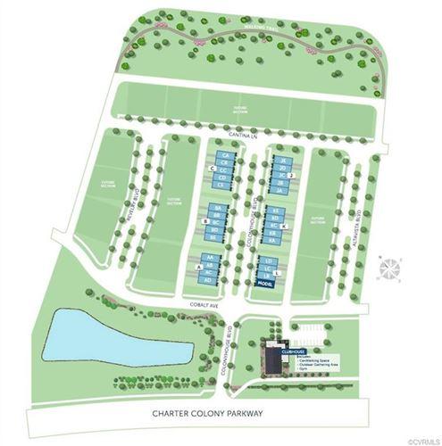 Tiny photo for 14345 Colonyhouse Boulevard #LD, Midlothian, VA 23114 (MLS # 2020109)