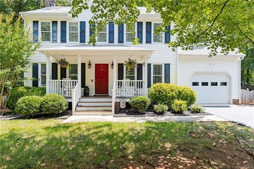 Photo of 1213 Amber Forest Drive, Midlothian, VA 23114 (MLS # 2020152)