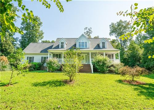Photo of 10335 Tunstall Road, New Kent, VA 23124 (MLS # 2027180)