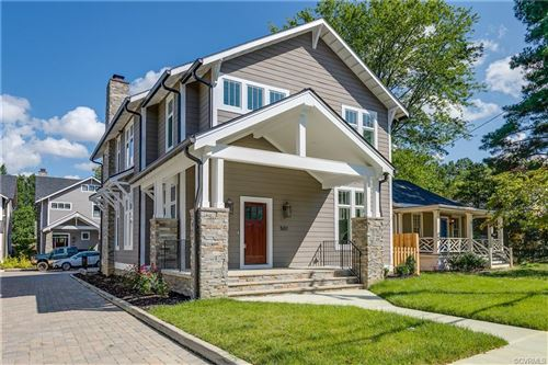 Photo of 501 Maple Avenue, Richmond, VA 23226 (MLS # 2113195)