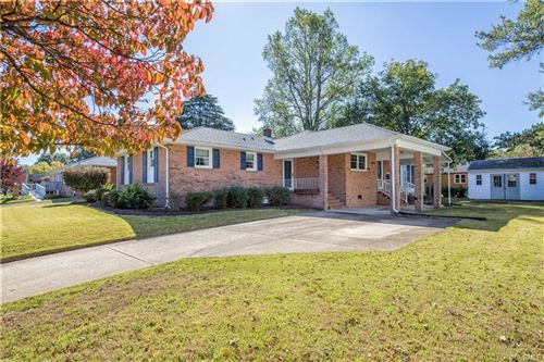 Photo of 212 Winston Avenue, Colonial Heights, VA 23834 (MLS # 1935209)