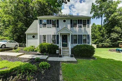 Photo of 7510 Flag Tail Drive, Chesterfield, VA 23112 (MLS # 2118211)