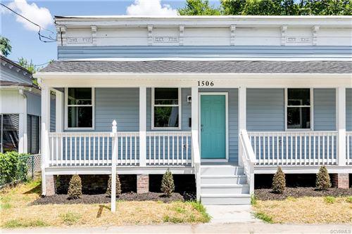 Photo of 1506 N 35th Street, Richmond, VA 23223 (MLS # 2020220)