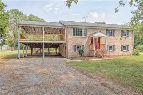 Photo of 2929 Moyer Road, Powhatan, VA 23139 (MLS # 2002262)
