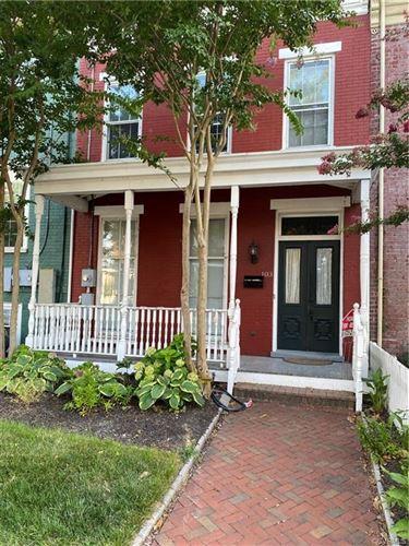 Photo of 103 W Jackson Street, Richmond, VA 23220 (MLS # 2124277)