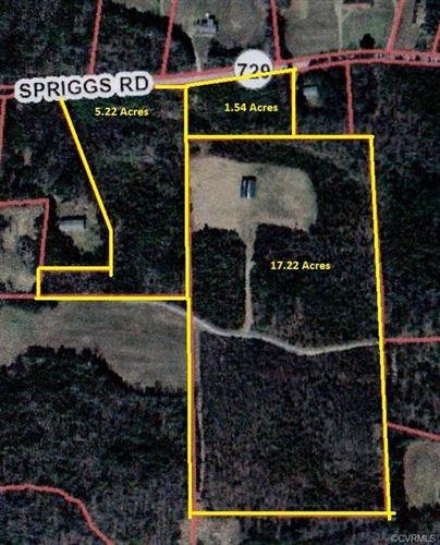 Tiny photo for tbd Spriggs, Sutherland, VA 23841 (MLS # 2020326)