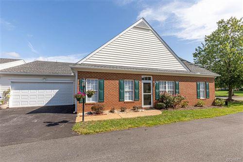 Photo of 7309 Dress Blue Circle #7309, Mechanicsville, VA 23116 (MLS # 2129336)