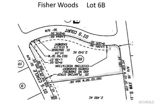 Tiny photo for 7060 Di's Court, Sandston, VA 23150 (MLS # 1933347)