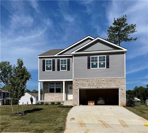 Photo of 7210 Cress Terrace, New Kent, VA 23124 (MLS # 2113351)