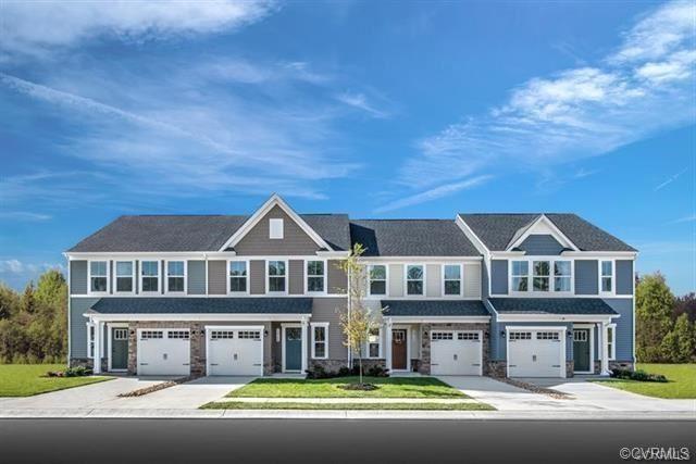 Photo for 12740 Prestonfield Drive #J-C, Chester, VA 23836 (MLS # 2020357)