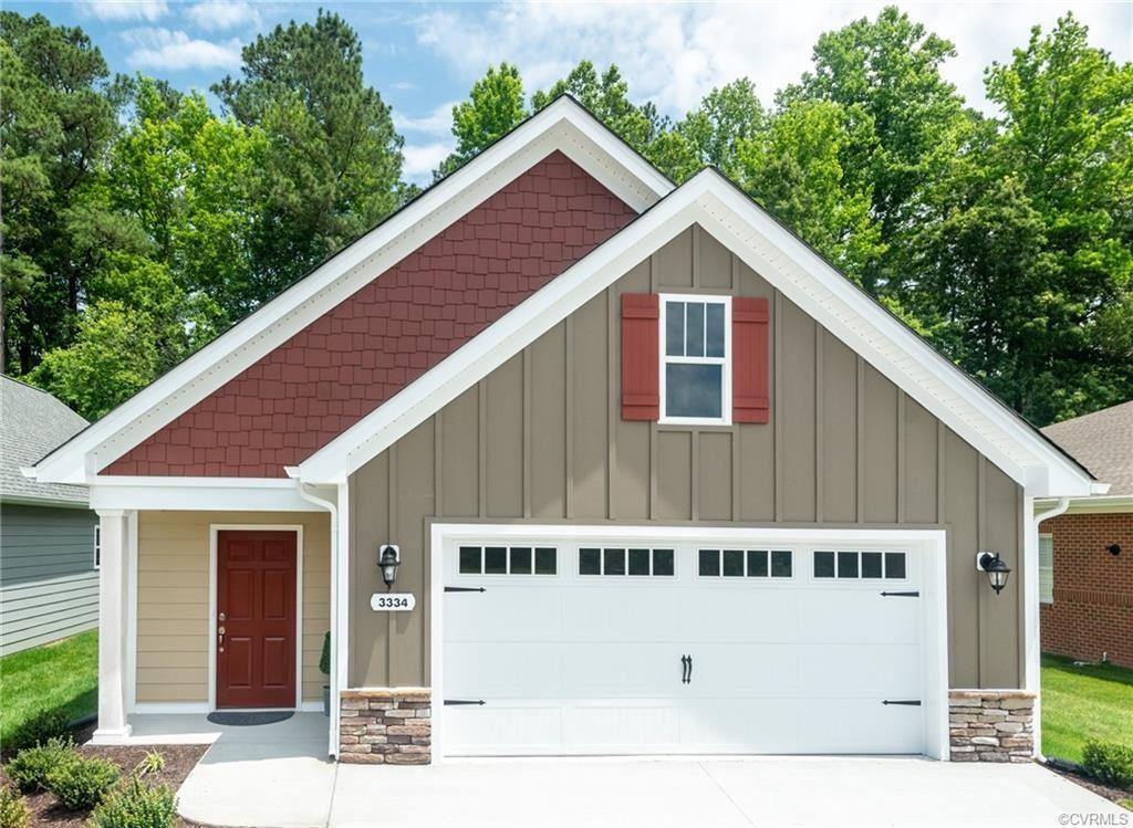 Photo for 3334 Rock Creek Villa Drive, Quinton, VA 23141 (MLS # 2000385)