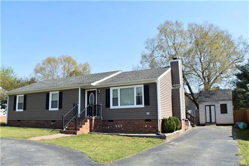 Photo of 6518 Luther Bosher Lane, Hanover, VA 23111 (MLS # 2108417)