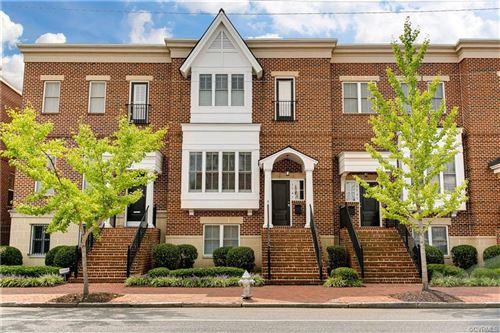 Photo of 1741 W Cary Street, Richmond, VA 23220 (MLS # 2028424)