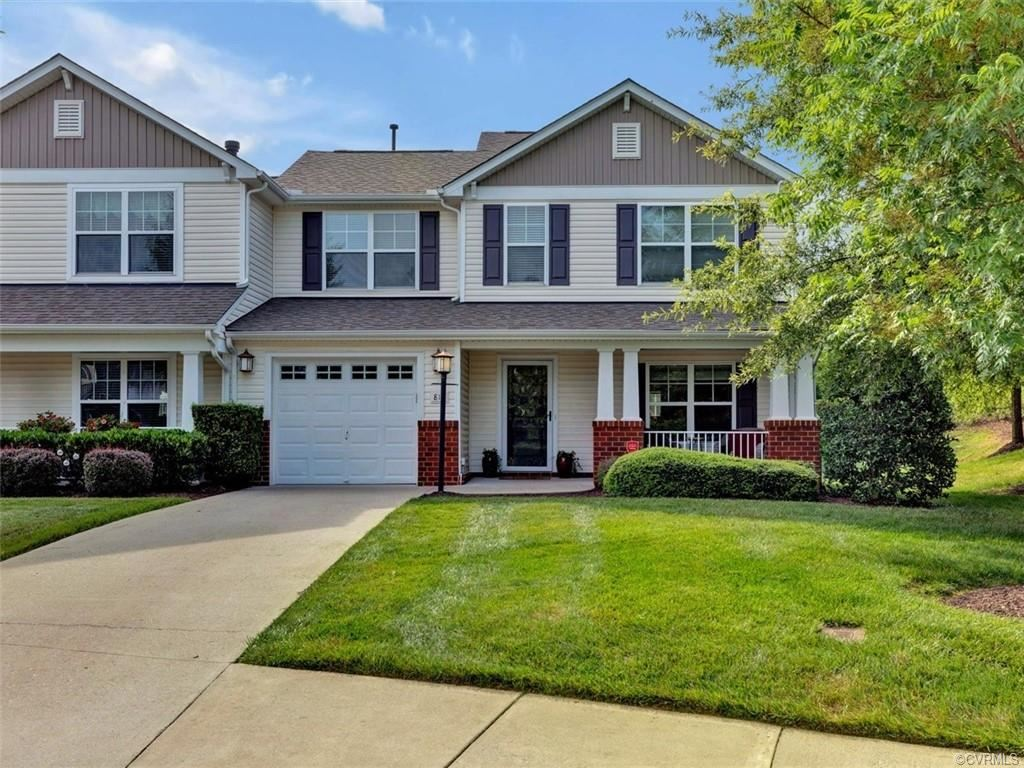 Photo for 815 Abbey Village Circle #14, Midlothian, VA 23114 (MLS # 2019447)