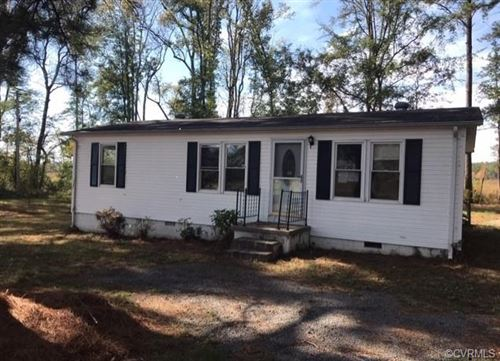 Photo of 16820 Courthouse Road, Dinwiddie, VA 23841 (MLS # 1936448)