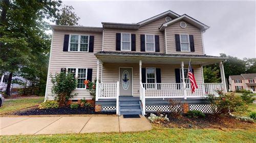 Photo of 5846 Longbow Lane, New Kent, VA 23124 (MLS # 2124461)
