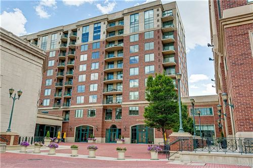 Photo of 1101 Haxall Point #U407, Richmond, VA 23219 (MLS # 2019463)