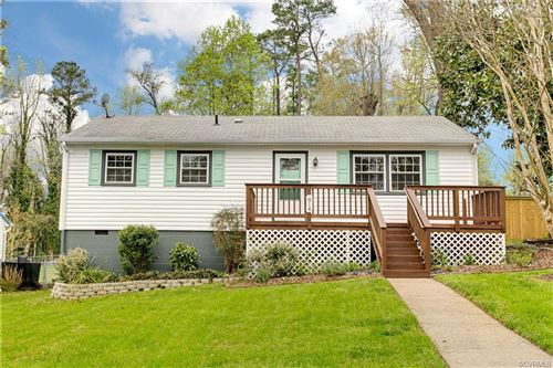 Photo of 814 W 44th Street, Richmond, VA 23225 (MLS # 2009557)