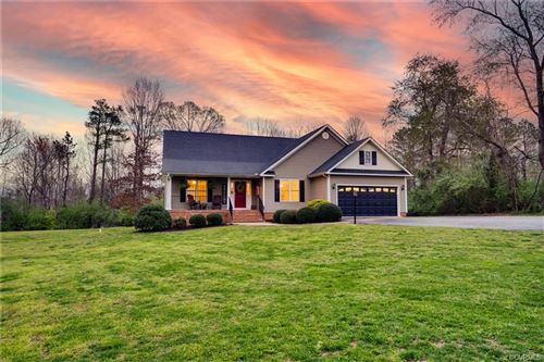 Photo of 10010 Loblolly Terrace, Amelia Courthouse, VA 23002 (MLS # 2109558)