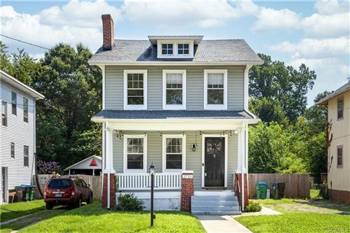 Photo of 2713 Woodrow Avenue, Richmond, VA 23222 (MLS # 2023630)
