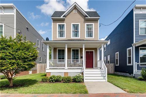 Photo of 1118 N 26th Street, Richmond, VA 23223 (MLS # 2020646)
