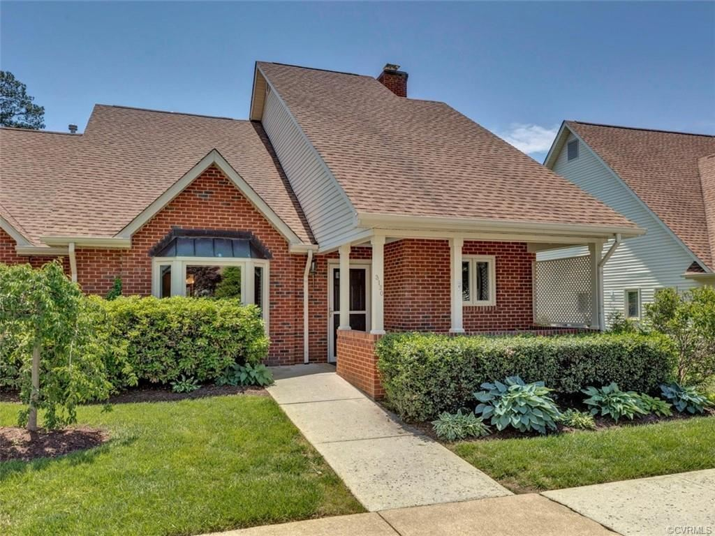 Photo for 3120 Lake Terrace Court, Richmond, VA 23235 (MLS # 2013649)