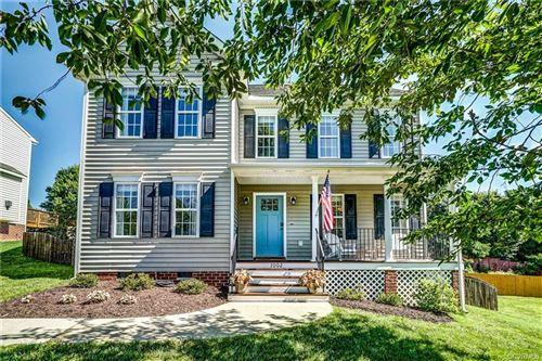 Photo of 7002 Staunton Avenue, Richmond, VA 23226 (MLS # 2019708)