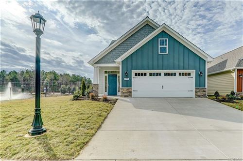 Photo of 3411 Rock Creek Villa Drive, Quinton, VA 23141 (MLS # 1825714)
