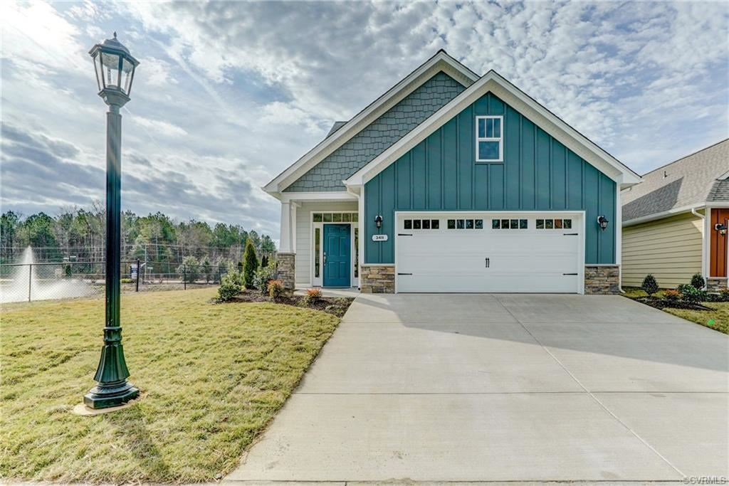 Photo for 3411 Rock Creek Villa Drive, Quinton, VA 23141 (MLS # 1825714)
