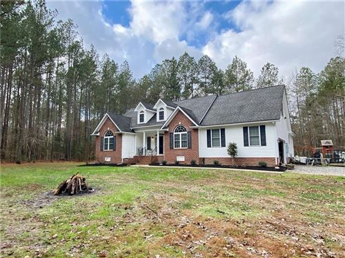Photo of 9250 Forestdale Drive, Amelia Courthouse, VA 23002 (MLS # 2036718)