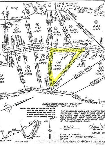 Tiny photo for 0 Pine Knoll Drive, RICE, VA 23966 (MLS # 1907775)