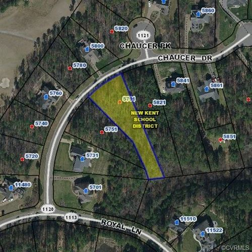 Tiny photo for 5791 Chaucer Drive, Providence Forge, VA 23140 (MLS # 2000802)