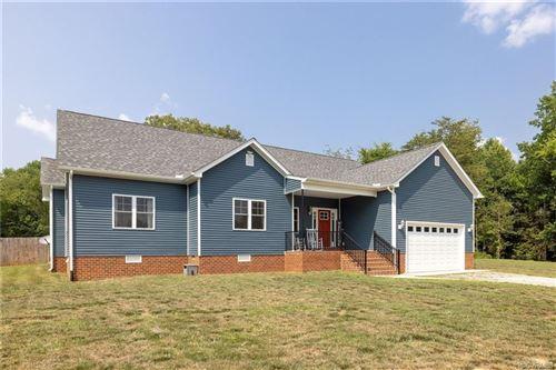 Photo of 5688 Cartersville Road, Powhatan, VA 23139 (MLS # 2119872)