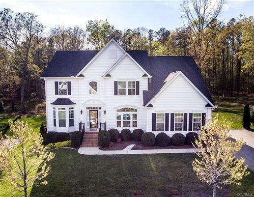 Photo of 8406 Hampton Farms Drive, Moseley, VA 23120 (MLS # 2109918)